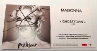 Madonna French Ghosttown promo CD 1 track