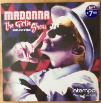 Madonna The Girlie Show Remastered LP from B and M Stores