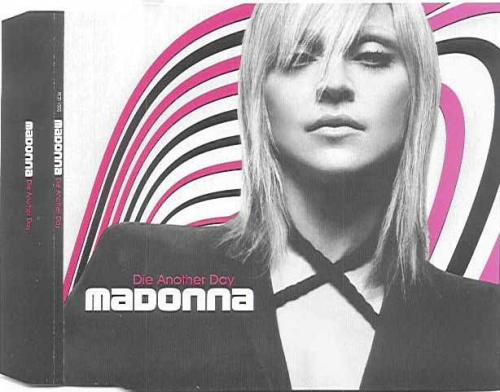 Picture of: DIE ANOTHER DAY MEXICO FACTORY SEALED PROMO CD SINGLE, RARE! at buySellMadonna.co.uk