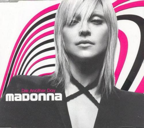 Picture of: DIE ANOTHER DAY MEXICO PROMO CD SINGLE, RARE! at buySellMadonna.co.uk